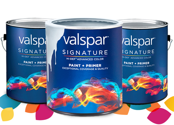 Shop Valspar Paint »