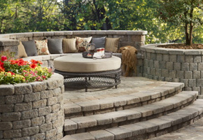 20 Percent Off In-Stock Patio Block