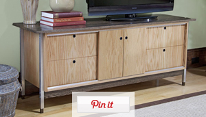 Do-It-Yourself Entertainment Center
