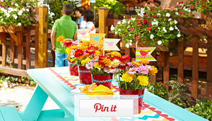 End-of-Summer Party Decor