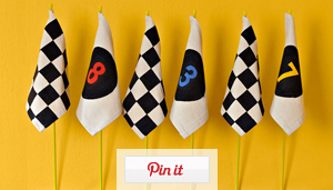 Get the Look: Racetrack Decorations