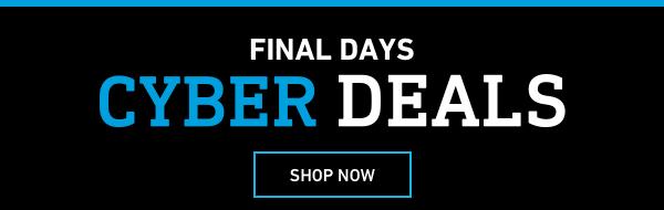 Cyber Deals. Final Day.