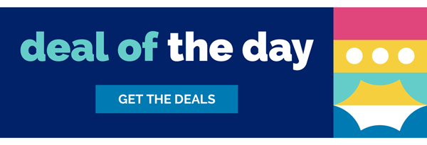 Deal of the Day.