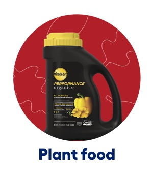 Plant food.